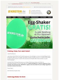 Gratis Egg-Shaker zu Ostern!  ❙  #KunstHobby  - https://deal-held.de/gratis-egg-shaker-zu-ostern/