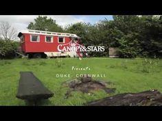 Duke | Wagon in Cornwall | Canopy & Stars