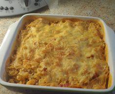 Rezept Nudel-Schinken-Gratin von Nic3377 - Rezept der Kategorie Hauptgerichte mit Fleisch