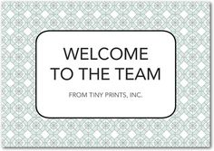 New Employee Welcome Road To Success Rural Scene Card  Business