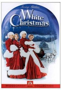 White Christmas All time favorite old movie