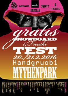 Nathanael Rölli sagt dir alles, zum grösste Snowboard- und Skitest der Schweiz am 20. + 21.02.16 im Mythenpark. Snowboard, Oakley, Skateboard, Skiing, Interview, Switzerland, Skateboarding, Ski, Skate Board