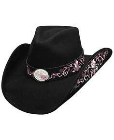 65b109b50857b Take a look at our Bullhide Rockin To The Beat - Shapeable Wool Cowgirl Hat  made by Bullhide by Montecarlo Hat Co. as well as other cowboy hats here at  ...