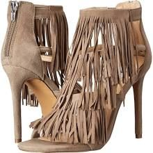 """Steve Madden """"Fringly"""" Dress Sandals in taupe @Macy's"""