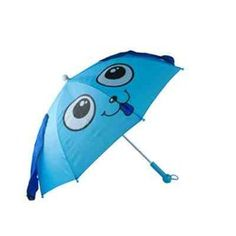 Blue Dog Umbrella w/ Sound