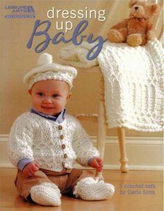 Maggie's Crochet · Dressing Up Baby