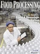 What's critical for #foodmanufacturing operations in 2014? Food Processing has collected a few thoughts on that subject for this e-handbook.