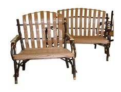 Hickory Deacons Bench