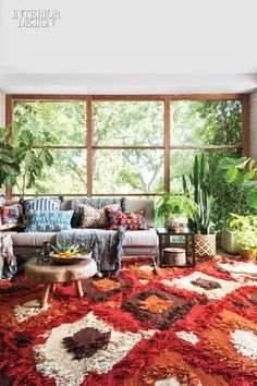Growing up in Berkeley, California, she encountered a convergence of cultures, inciting a lifelong infatuation with all things bohemian. As an adult in Los Angeles, the designer...