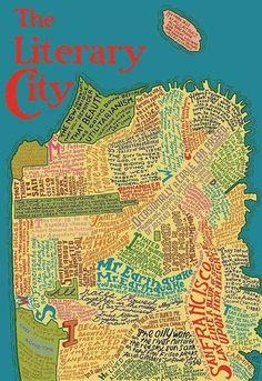 Literary San Francisco Puzzle