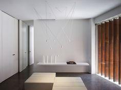 Lampada a sospensione in alluminio MATCH by Vibia   design Jordi Vilardell