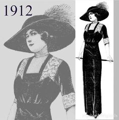 Image result for 1911 Butterick patterns