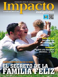 Revista Impacto Evangelístico Edición Diciembre 2014 Idioma Español