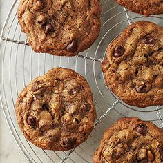 Triple flavored big batch cookies,  Can freeze dough for 6 months or refrigerate up to 1 week.
