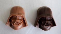 Chocolates Star Wars: aceita um Darth Vader ao leite? - Curiocidade - Estadao.com.br prá @Andréa Espíndola