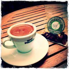 #gununkahvesi from nimyoda, cafe nero