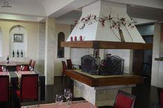 Vinarija Tarpoš, restoran kamin