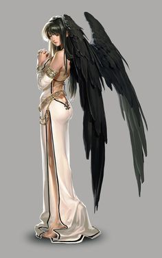 Morrighan from Mabinogi II: Arena