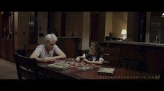 Twin Peaks' Dana Ashbrook as Jeff Burroughs and Isabella Celaya as Maddie Burroughs