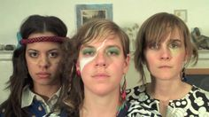 Tune-Yards - Real Live Flesh (Official Video)