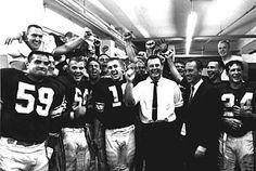 NORM VAN BROCKLIN 8X10 PHOTO MINNESOTA VIKINGS PICTURE ON SIDE LINE Fan Apparel & Souvenirs Football-NFL