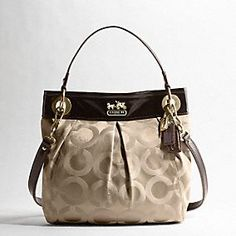 MAJORLY obsessed with Coach purses :)