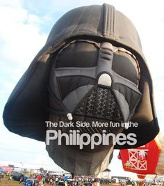 THE DARK SIDE. More FUN in the Philippines!