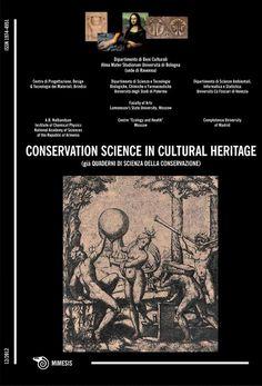 Conservation Science in Cultural Heritage [Recurso electrónico] : Historical Technical Journal Bolonia [Italia] : Ed. Universidad de Bolonia. Fondo digital : Acceso libre a través de DOAJ     2001-