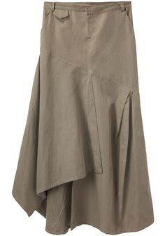 Boy by Band of Outsiders / Asymmetric Skirt