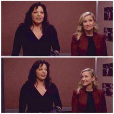 Calzona, Callie Torres, Arizona Robbins. Grey's Anatomy couple