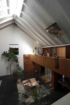 Loft: Japanese interior design.