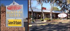 Johnson City Texas Whittingtons Jerky and General Store. Jerky, gift baskets, Texas gourmet foods and more! http://www.whittingtonsjerky.com