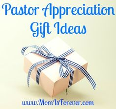 October is Pastor Appreciation Month. You can show appreciation for your pastor in several ways. You can get involved or give a pastor appreciation gift.