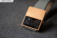 Not every watch that strikes our fancy is a rugged tool watch or a minimalist German dress watch. No, sometimes curious, quirky watches grab our fancy. Watches that aren't necessarily part of the larger watch tradition. Watches one might find in a museum shop or boutique fashion store. While these watches might not satisfy the … Continue reading Hands-on with the Void V02