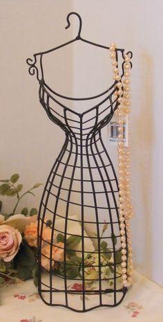 dress forms | Wrought Iron Metal Dress Form Mannequin Wall Decor Iron MANN ...