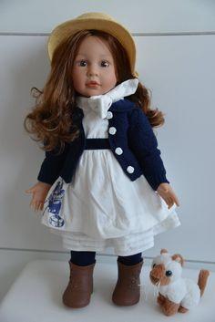 °°° Zapf Creation 960042 - Girls Only Emilia mit Katze °°° neuwertig  in Spielzeug, Puppen & Zubehör, Mode-, Spielpuppen & Zubehör, Puppen, Sonstige | eBay