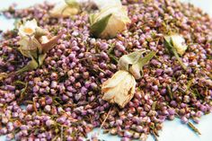 Dried Heather Flowers - Soap, Bath Bombs Craft Supplies