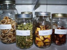 All About Dehydrating foods