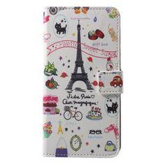 Housse portefeuille Huawei P20 Pro - J'adore Paris