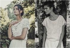 Laure de Sagazan 2015: vestidos de novia con acento francés [Fotos]