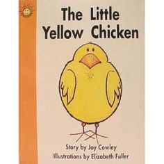Farm Themed Literature: The children would love to listen to stories of farm animals like the Little Yellow Chicken who is the Little Red Hen's granddaughter. Participating in literacy activities help children develop their emergent reading skills. It is DAP! :) great book for making text connections with the little red hen theme unit