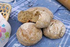 Pan multicereales con semillas de amapola | Recetas de cocina fáciles y sencillas | Bea, recetas y más