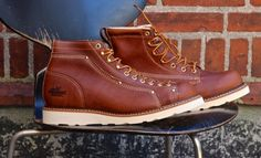 Thorogood: Union Made American Work Boots - Denimhunters