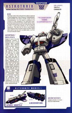 Transformers Universe - Gallery: G1 Astrotrain