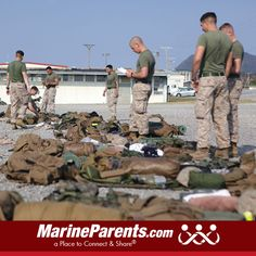 The link below is an article written by a Marine veteran on the importance of gear accountability. Each piece of gear a Marine has is very important, thus the importance of keeping track of it. Military Personnel, Military Service, Marine Mom, Marine Corps, Usmc, Marines, Support Our Troops, Semper Fi, Boot Camp
