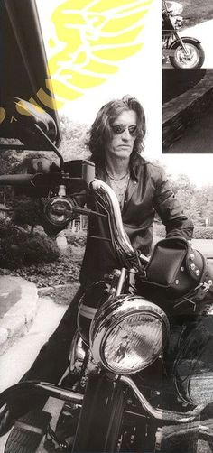I don't like bikes, they're dangerous @JoePerry