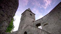 Frankenstein Castle in Mühltal, Germany
