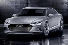 Audi A9 Prologue stapt nieuw designtijdperk binnen | Autonieuws - AutoWeek.nl