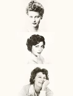 Ava through the years ... timeless  #modcloth #styleicon