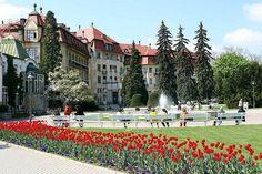 Piestany. Slovakia.